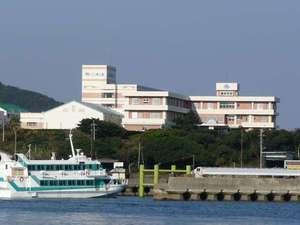 シーサイドホテル屋久島外観