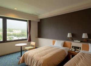 シーサイドホテル屋久島:洋室