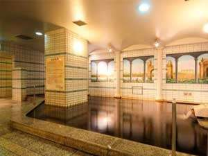 関西 湯元「花乃井」 スーパーホテル大阪天然温泉
