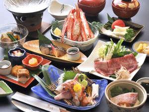 旅館 古城:ここ但馬でしか味わえない厳選食材を京都の料亭で修行した料理長が振舞います。