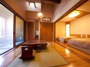 癒しの里 観布亭(かんぷてい):~全6室は全て半露天付きの和洋室