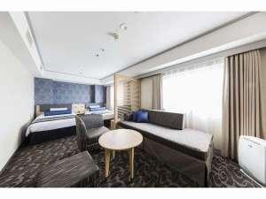 新大阪江坂東急REIホテル:S-Classデラックスツイン(36㎡、110㎝幅ベッド×2台)