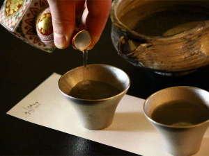 丹後の美味しいお米から作る地酒も豊富に揃えています。※4月1日新酒入荷致しました。
