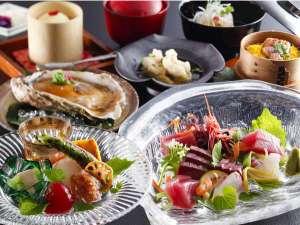 【初夏限定】料理長のこだわりを詰め込んだ料理という芸術 <紫陽花会席>