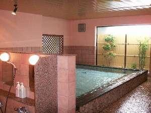 富士の宿 おおはし:広々とした大浴場!ゆっくりと温泉を満喫して下さい。