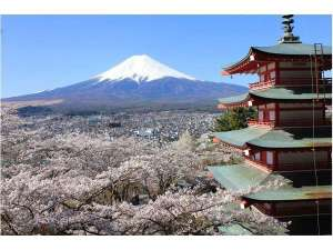 富士の宿 おおはし:忠霊塔