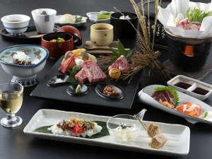 野沢温泉 河一屋旅館:【信州牛の膳】やちまたHIKOコース