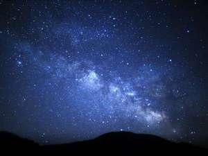 【日本一の星空ナイトツアー】満点の星空天の川もご覧頂けます