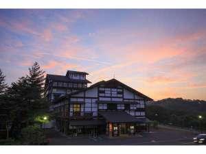 国民宿舎サンホテル衣川荘