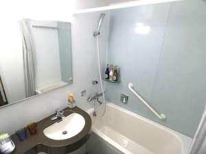 ホテルメッツ横浜鶴見<JR東日本ホテルズ>:シンプルで使いやすいバスルーム