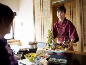 小豆島 シーサイドホテル 松風:クチコミで接客サービス4.8を頂いております。ありがとうございます。(09年8/1時点)