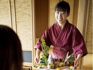 小豆島 シーサイドホテル 松風:◆仲居◆「美味しかったよ。ありがとう。」最高の褒め言葉をいつもありがとうございます。