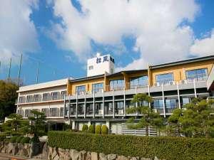 小豆島 シーサイドホテル 松風:外観