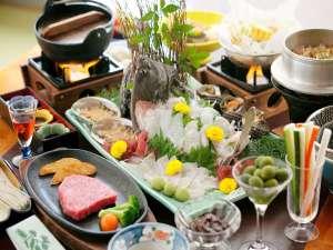 小豆島 シーサイドホテル 松風:島の味覚いいとこどりプラン