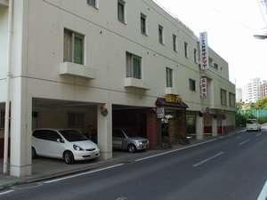旅館オタマヤ 外観