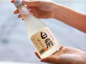 白扇オリジナル日本酒