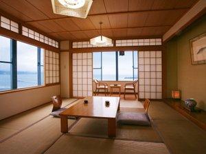 鴨川ユニバ-スホテル:一般客室和室一例