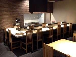 大雪山白金観光ホテル:お食事処 丘の華