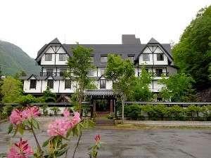 穂高荘 山のホテル 外観