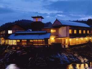 長湯温泉 大丸旅館の写真