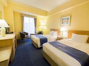 オーセントホテル小樽:ツインルーム