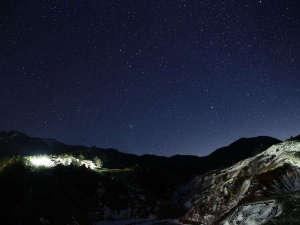 万座ホテル聚楽(じゅらく):忘れられない星空がある