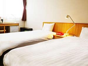 佐伯セントラルホテル:ツインルーム