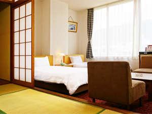 佐伯セントラルホテル:和洋室