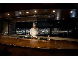 ルークプラザホテル:【THE HOUSE OF 1995】鉄板焼きレストラン