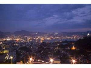 ルークプラザホテル:世界新3大夜景の一つに数えられる長崎の夜景