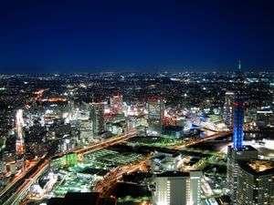 横浜ロイヤルパークホテル :横浜市内はおろか首都圏一円までも眺望可能(写真はイメージです。実際の眺望と異なる場合がございます。)
