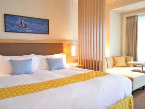 横浜ロイヤルパークホテル :60階 Sky Resort Floor  ラグジュアリーダブル(写真はイメージです)