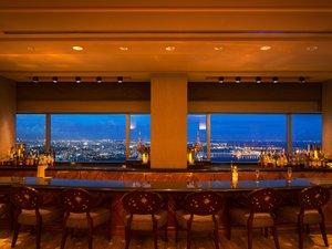 70階 スカイラウンジ「シリウス」バーカウンター