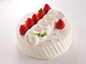 デコレーションケーキ オリジナルクリーム(イメージ)