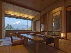 湯けむり富士の宿 大池ホテル:【ワンランクアップ別館悠楽】富士山展望風呂付和室12.5畳