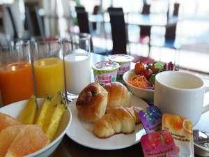 ホテル函館ロイヤル:朝食イメージ 洋食