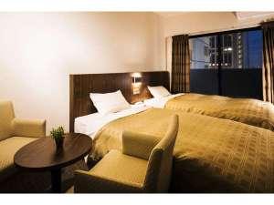 関空泉佐野ファーストホテル:新館ツインルーム