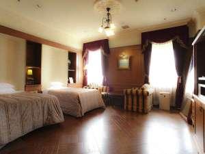 八王子ホテルニューグランド:インペリアルツインルーム