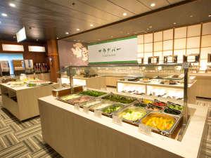 リブマックスリゾート安芸宮島:【朝食ビュッフェ】和洋の人気のメニューをご用意♪