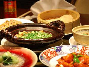 ホテルJALシティ長崎:■中華コース(一例)■中華街の中華とは一味違った絶品中華コース!別注の麻婆豆腐も大人気メニューです。