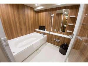 THE WALL HOTEL:風呂
