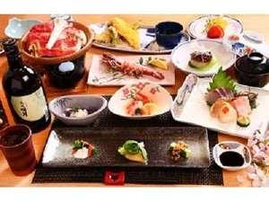 京町観光ホテル:和食会席(イメージ)