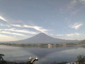 *【富士山と河口湖】富士山を望む空間!贅沢な気分を味わえます。