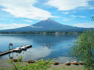 *【ボート乗り場】ボートに乗って、景色を満喫♪