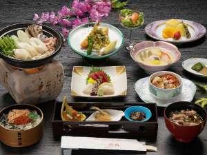 大湯温泉 ホテル鹿角 :温泉三昧・「きりたんぽ鍋」