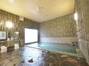 ホテルルートイン秋田土崎:男性大浴場で一日の疲れをしっかりと取り翌日も元気にいってらっしゃいませ。