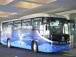 ホテルサンルート有明:ホテルと東京ディズニーリゾート(R)を結ぶ無料シャトルバスは宿泊者限定♪