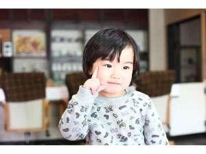 湯田川温泉 つかさや旅館:お子様も大歓迎です。一緒に遊んでね(*^_^*)