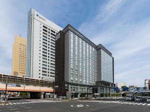 JR東日本ホテルメッツ横浜桜木町(2020年6月27日開業)の写真