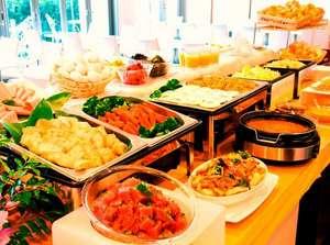 ホテルnanvan浜名湖:朝食ブッフェ(6:30~9:00) たくさん召し上がってください!